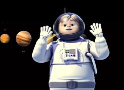 Hayri Uzay Oyunu oyunu