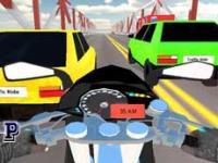 Motosiklet Yarışı oyunu