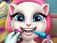 Kitty Dişçide oyunu