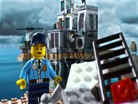 Lego Hapishane Adası oyunu