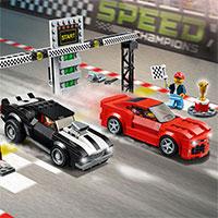 Lego Hız Şampiyonları oyunu