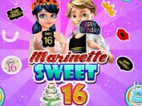 Marinette Mutlu Yıllar 16 oyunu