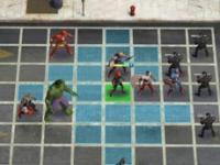 Marvel İntikam Taktikleri oyunu