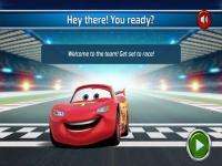 Arabalar Yıldırım Hızı oyunu