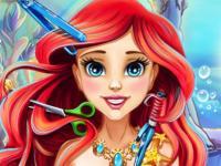 Ariel Saç Kesimi oyunu