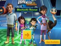 Miles Blastastic Kurtarma oyunu