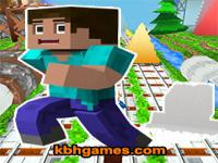 Minecraft Madenci oyunu