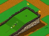 Dünya Mini Golf Yarışması oyunu