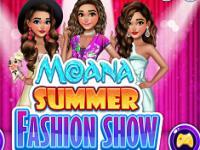 Moana Moda Şov oyunu