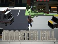 Monsterkill.io oyunu