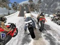 Yarışçı Arazi Motor oyunu