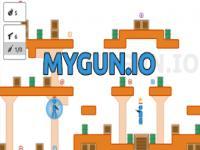 Mygun.io oyunu