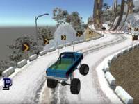Yarışçı Arazi Kış Yarışı oyunu