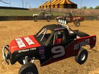 Offroad Kirli Yarış 3D oyunu