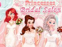 Prensesler Gelinlik Salonu oyunu