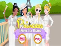 Prensesler Paris Gezisi oyunu