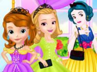 Prenses Sofia Aksesuarları oyunu