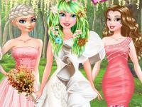 Prensesler Eşsiz Düğün oyunu