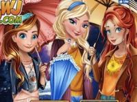 Prensesler Sonbahar Serüveni oyunu