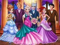 Prensesler Kraliyet Balosu oyunu