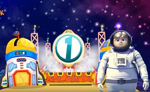 Rafadan Tayfa Uzayda oyunu