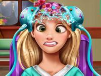Rapunzel Beyin Doktorunda oyunu
