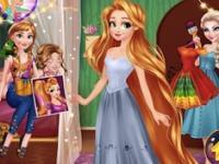 Rapunzel Serüvenler Ne Saçı oyunu