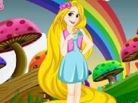 Rapunzelin Makyaj Serüvenleri oyunu