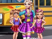 Elsa Yaz Kampı oyunu