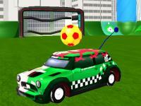 Araba Futbolu Online oyunu