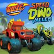 Blaze ve Yol Canavarları Dinozor Vadisi oyunu