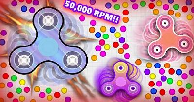 Spinz.io oyunu