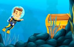 TRT Su Altı Kaşifi oyunu