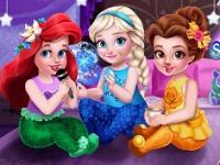 Bebek Prensesler oyunu