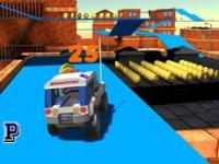 Oyuncak Araba Simülatörü oyunu