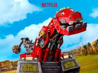 Dinozor Makineler Ty Rux oyunu