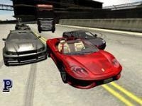 Kanyon Sürüşü oyunu