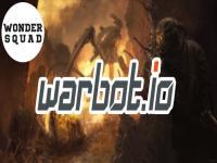 Warbot.io oyunu