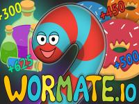 Wormate.io Mod oyunu