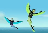 Kratt Kardeşler Denizaltı Gücü oyunu