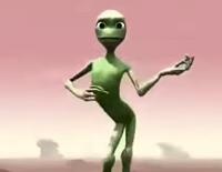 En İyi Yeşil Uzaylı Dansı 2