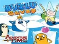 Adventure Time Buzlu Savaş oyunu