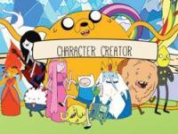 Adventure Time Karakterleri oyunu