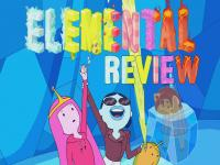 Adventure Time Elementler oyunu