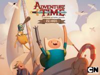 Adventure Time Adalar oyunu