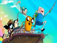 Adventure Time Pirates of the Enchiridion Korsanları oyunu