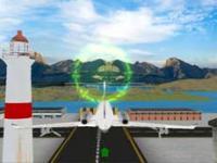 Uçak Simülatörü 3D oyunu