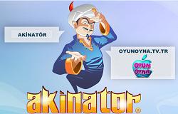 Akinator Oyna oyunu