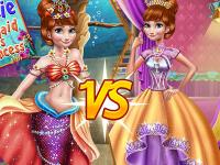Ariel ve Prensesler oyunu