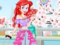 Ariel Tokyoda oyunu